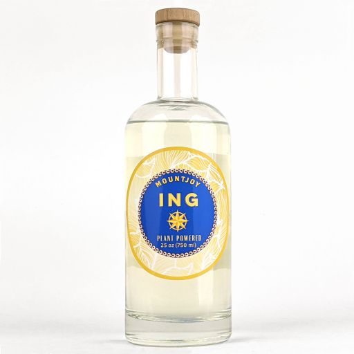 Ing CBD-rich 1-for-1 Alcohol-Alternative for Gin 750 ml