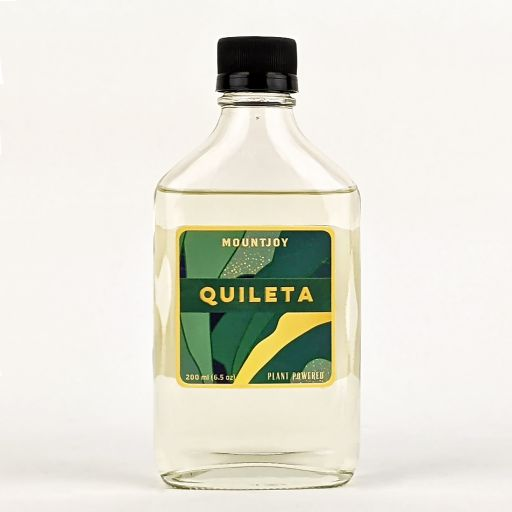 Quileta - Evolution of Tequila - 200 ml Hip Flask